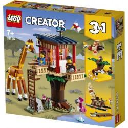 Lego® 31116 Casa del Árbol en la Sabana