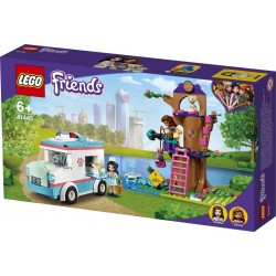 LEGO® 41445 Ambulancia de la Clínica Veterinaria