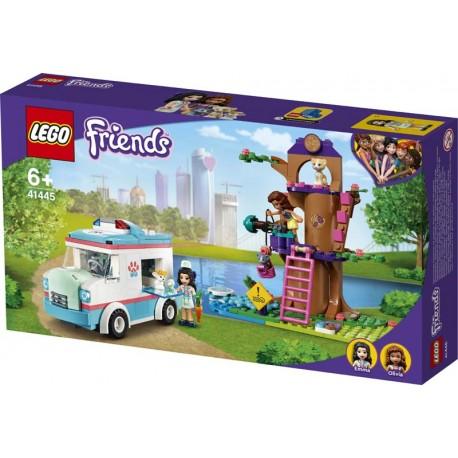 LEGO® 41442 Buggy de Rescate de la Clínica Veterinaria