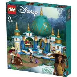 LEGO® 43181 Raya y el Palacio Corazón
