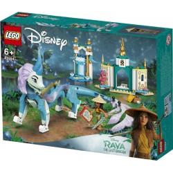 LEGO® 43184  Raya y el Dragón Sisu