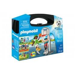Playmobil® 70313 Maletín Grande Multideporte