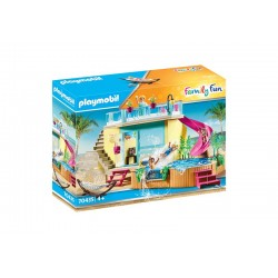 Playmobil® 70435 Bungaló con Piscina
