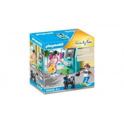 Playmobil® 70439 Turistas con Cajero