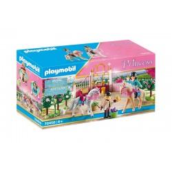Playmobil® 70450 Clases de Equitación en el Establo