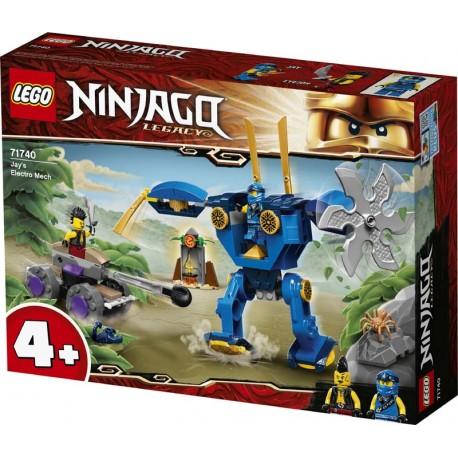 LEGO® 71740 Robot Eléctrico de Jay
