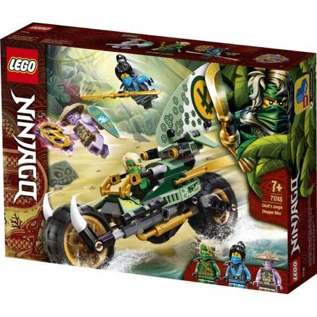LEGO® 71745 Chopper de la Jungla