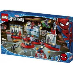Lego® 76175 Ataque a la Guarida Arácnida