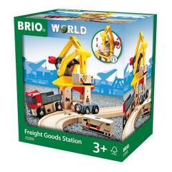 BRIO® 33280 Estación de Carga de Mercancías