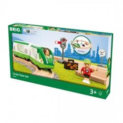 BRIO® 33847 Set Ferroviario Circular