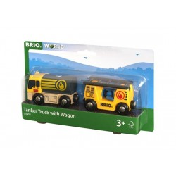 BRIO® 33907 Vehículo de Mantenimiento