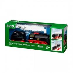 BRIO® 33884 Tren de Vapor a Pilas