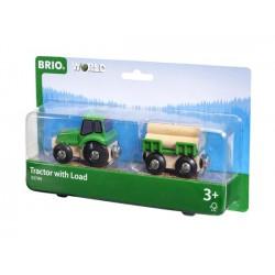 BRIO® 33799 Tractor con Remolque