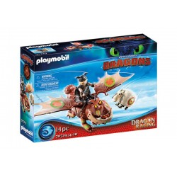 Playmobil® 70729 Dragon Racing: Barrilete y Patapez