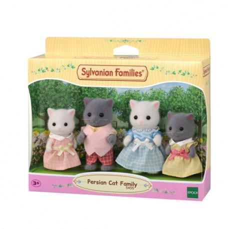 SF 5455 Familia Gato Persa