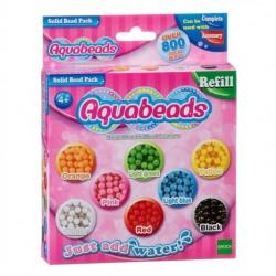 Aquabeads 79168 Pack de Abalorios Solidos