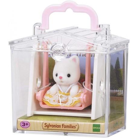 SF 5201 Bebé Para Llevar Gato con Columpio
