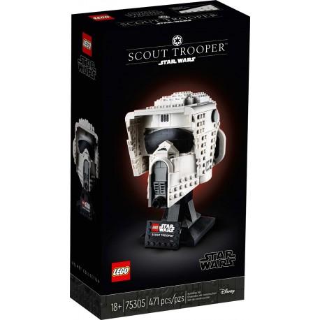 LEGO® 75305 Casco de Soldado Explorador