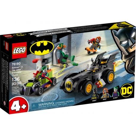 Lego® 76180 Batman™ vs. The Joker™: Persecución en el Batmobile™
