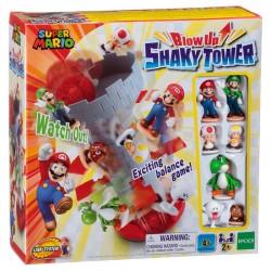 Super Mario ¡Blow Up!  Shaky Tower