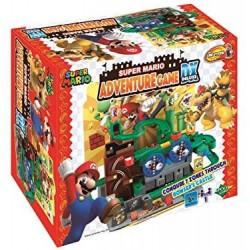 Super Mario  Adventure Game DeLuxe