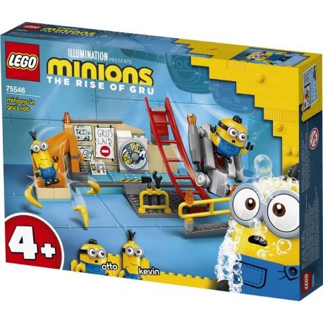 LEGO® 75546 Minions en el Laboratorio de Gru