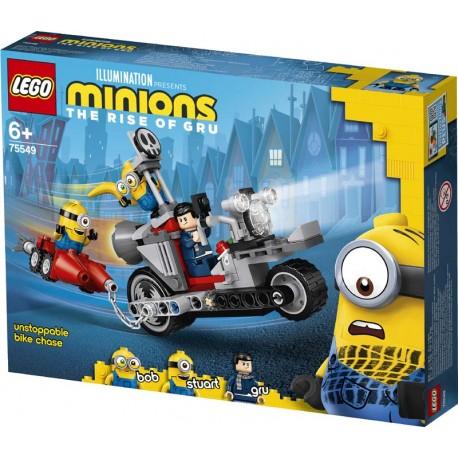 LEGO® 75549 Persecución en la Moto Imparable