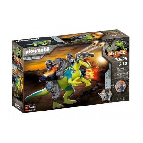 Playmobil® 70625  Spinosaurus: Doble poder de defensa