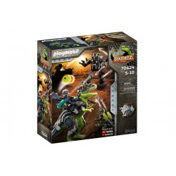 Playmobil® 70624 T-Rex: Batalla de los Gigantes