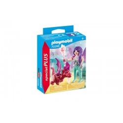 Playmobil® 70299 Hada con Bebé Dragón