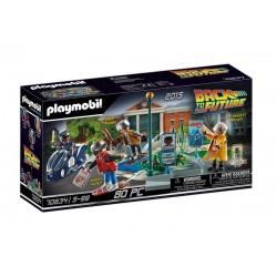 Playmobil® 70634 Persecución en Monopatín