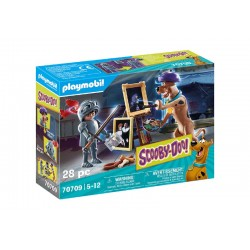 Playmobil® 70709 SCOOBY-DOO! Aventura con Black Knight