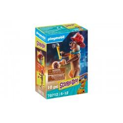 Playmobil® 70712 SCOOBY-DOO! Figura Coleccionable Bombero