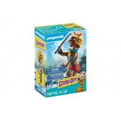 Playmobil® 70716 SCOOBY-DOO! Figura Coleccionable Samurai