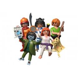 Playmobil® 70717 SERIE COMPLETA SCOOBY-DOO! Figuras Misterio (Serie 2)