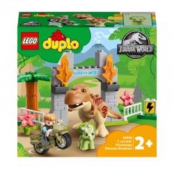 LEGO® 10939 Fuga del T. rex y el Triceratops