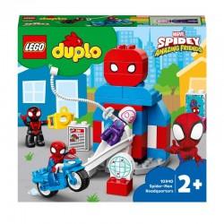LEGO® 10940 Cuartel General de Spider-Man