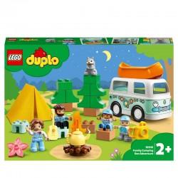 LEGO® 10946 Aventura en la Autocaravana Familiar