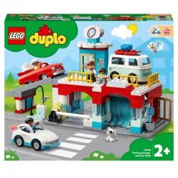 LEGO® 10948 Aparcamiento y Autolavado