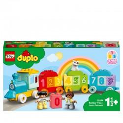 LEGO® 10954 Tren de los Números: Aprende a Contar