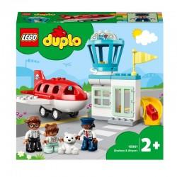 LEGO® 10961 Avión y Aeropuerto