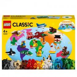 LEGO® 11015 Alrededor del Mundo