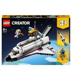 LEGO® 31117 Aventuras en la Lanzadera Espacial
