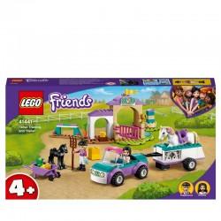 LEGO® 41441 Entrenamiento y Remolque Ecuestre