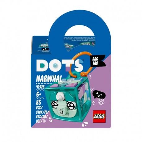LEGO® 41928 Adorno para Mochila: Narval