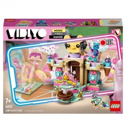 LEGO® 43111 Candy Castle Stage