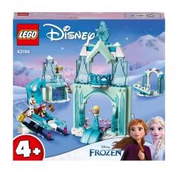 LEGO® 43194 Frozen: Paraíso Invernal de Anna y Elsa