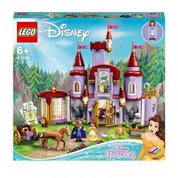 LEGO® 43196 Castillo de Bella y Bestia