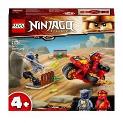 LEGO® 71734 Moto Acuchilladora de Kai