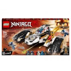 LEGO® 71739 Vehículo de Asalto Ultrasónico